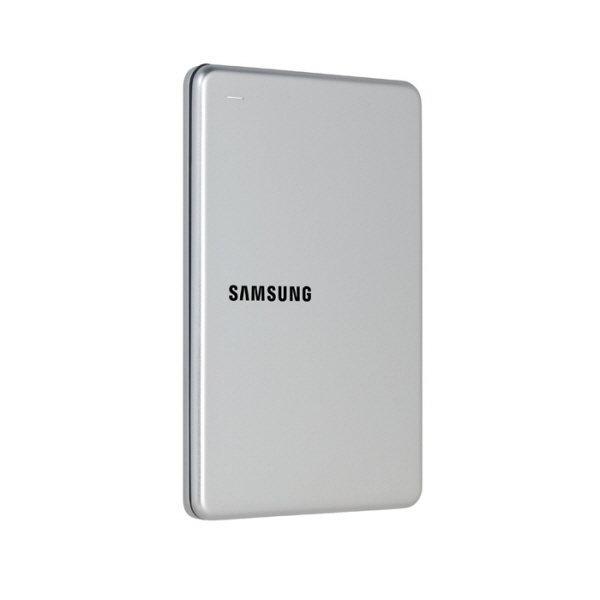 삼성 슬림외장하드(2TB USB3.0 2.5 실버 삼성)