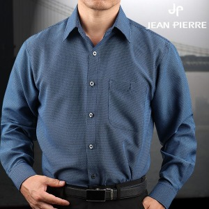 잔피엘 클래식패턴 노블레스 남성 긴팔남방 셔츠