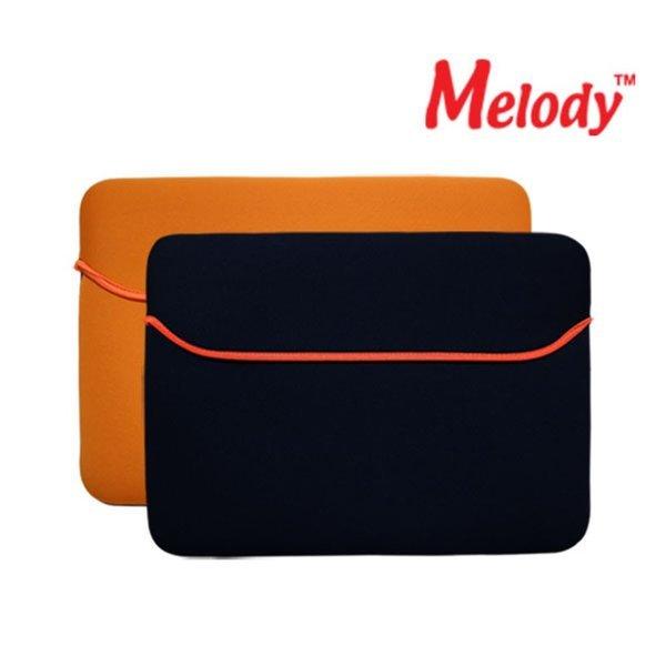 (멜로디)네오프렌 양면 노트북 파우치 13.3 (MNP-003)