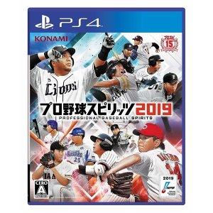PS4 프로야구 스피리츠 2019 일본판 상태좋은중고