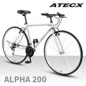 아텍스 ALPHA 200 21단 스틸 하이브리드자전거