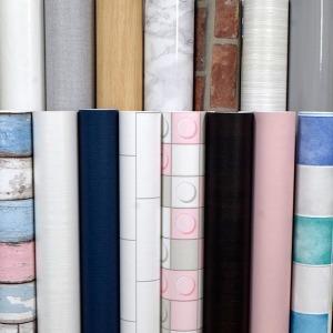 단색 대리석 주방 창문 시트지 무늬목 인테리어필름