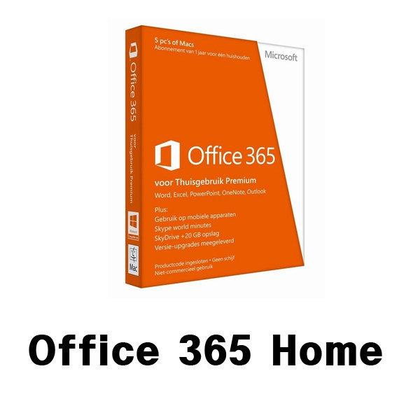 마이크로소프트 Office 365 Home 정품 당일출고 CH9