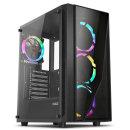 COX A6 알카디아 강화유리 스펙트럼 RGB HALO