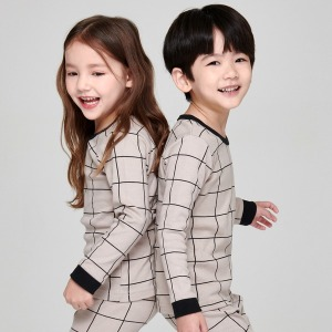 국산 보온기모 유아 아동 주니어 내의/실내복/잠옷