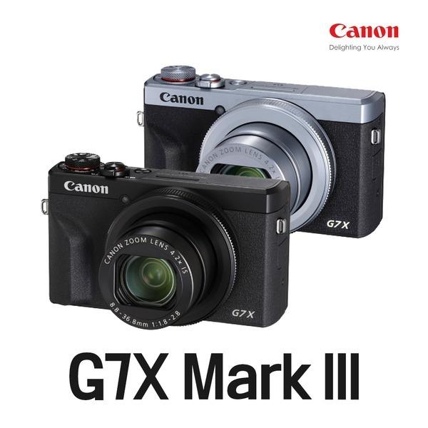 유튜버 카메라 캐논 G7X Mark III
