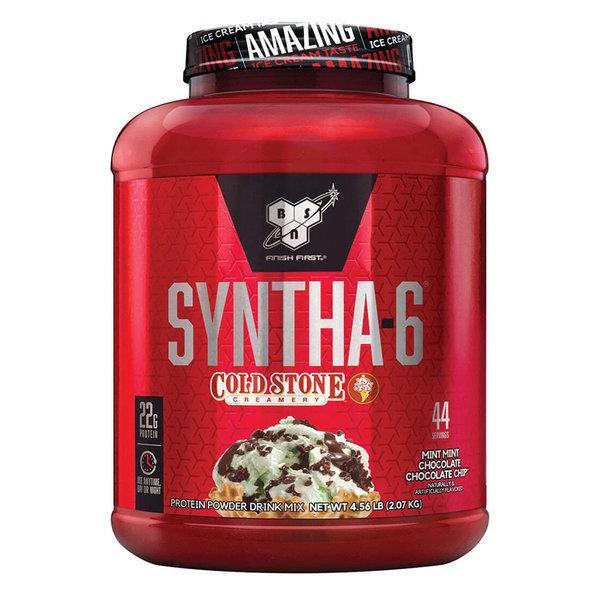 BSN 신타 6 콜드스톤 민트 초코 프로틴 보충제 2.07kg