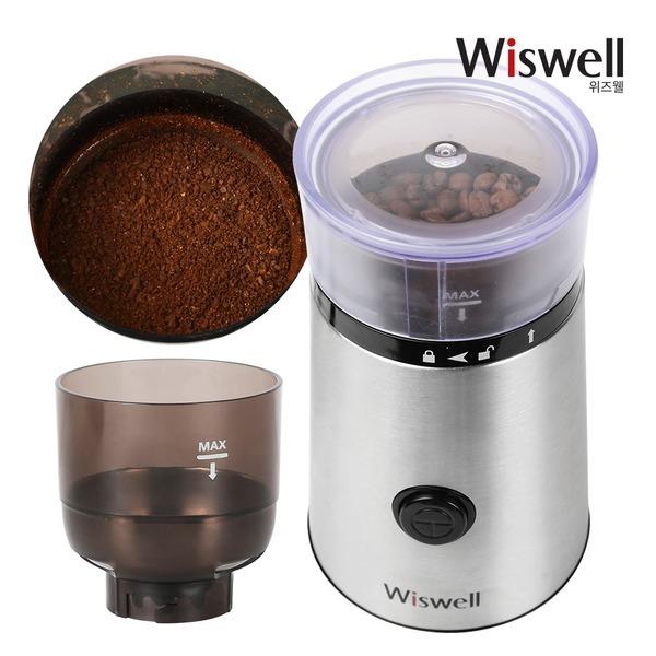 WSG-9300 분리형 커피그라인더/커피밀/커피메이커