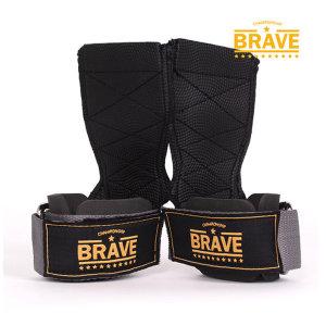 BRAVE 이지 그립 글러브 손목보호 리프팅 스트랩
