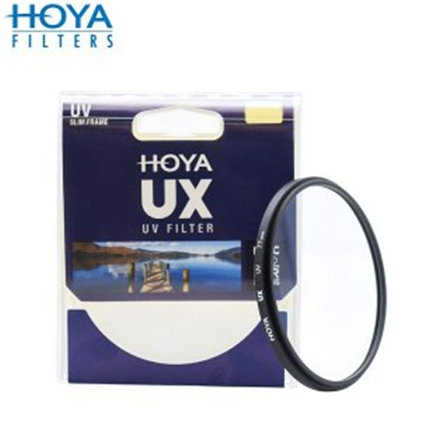 (주)아랑/호야 UX UV 77mm MCUV 발수코팅 /번개배송