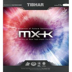티바 에볼루션 선수버전 MX-K/하드(H) 탁구러버/2.1mm
