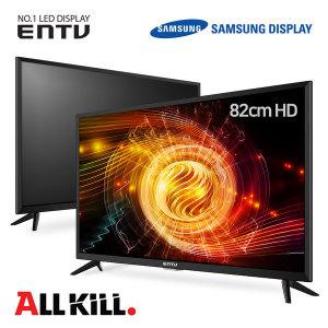 82cm(32) HD LEDTV 100%무결점 삼성패널 한정수량특가
