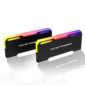 BLADE-A2 블랙 램 방열판 ADD RGB RAM HEATSINK
