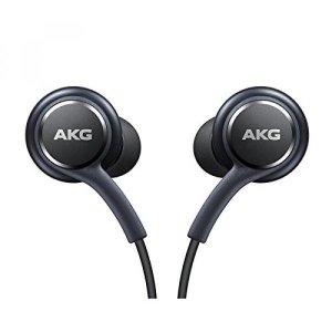 삼성전자 갤럭시 S10 AKG 이어폰 번들 블랙 S8 S9 S10