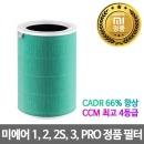 공기청정기 미에어1 2 3 PRO 미세먼지 헤파 정품 필터