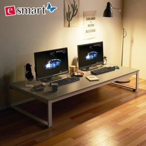 e스마트 좌식 2인용컴퓨터책상 1600x800