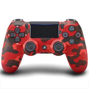 PS4 소니 듀얼쇼크4 무선컨트롤러 레드 카무플라쥬/NEW