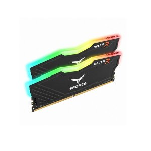 TeamGroup T-Force 16G 25600 CL16 Delta RGB 블랙