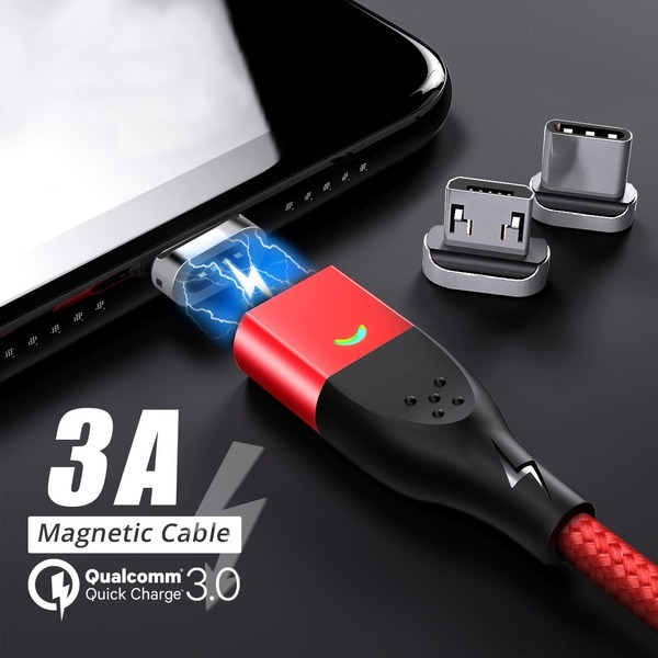 SI마그네틱 고속충전 케이블 5핀/C타입/아이폰8핀