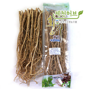 국산 충북(제천) 황기(1년근단) 300g