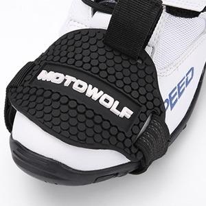 오토바이 기어패드 신발 보호대 시프트패드 기어변속