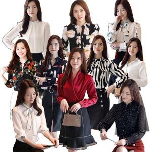 (아라미스)여성 가을신상 블라우스셔츠 컬렉션