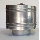 150mm 역풍방지기/스텐연통/화목난로연통