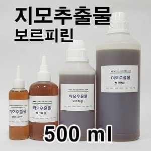 지모 추출물 (보르피린)  500ml