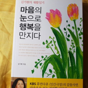 마음의 눈으로 행복을 만지다/김기현.코리아닷컴.2012
