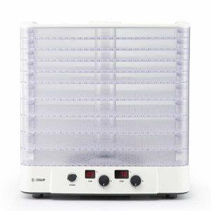 투명 10단 식품건조기 LD-109 T55W 고추 과일건조