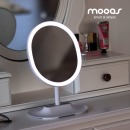 LED 거울 뷰티링 화이트 터치 스위치
