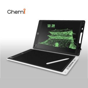 LCD 부기보드 전자노트 12형 화이트