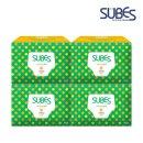 슈베스 기저귀 밴드형 노블레스 소형S 4팩