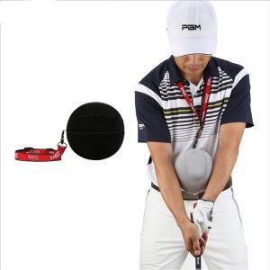 골프연습 스윙 자세교정 임팩트 스마트볼