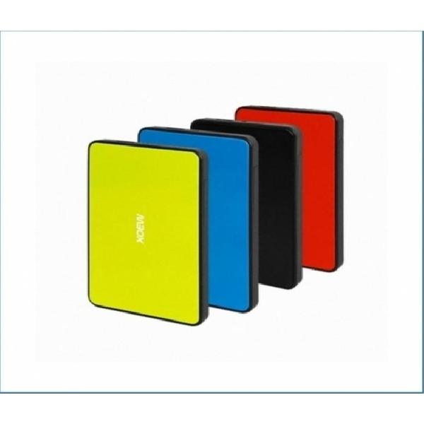 유니콘정보시스템 HC-5000S 옐로우 외장SSD120GB