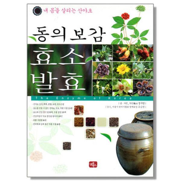 동의보감 효소발효 - 내 몸을 살리는 산야초 약초책