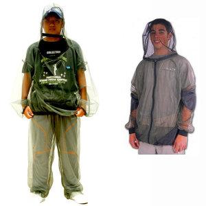YMO모기장옷 말벌보호 낚시양봉벌초용품 해충방충복