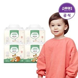 슈퍼대디 기저귀 리얼소프트 밴드 중형 28매X4팩