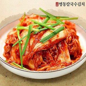 독보적인그맛 원조명동칼국수 김치2kg 재구매1위