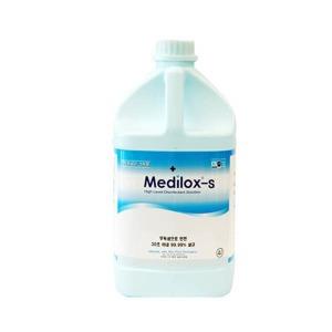 메디록스s 4L 안전한 고수준살균소독제 메디락스