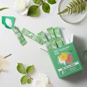 영롱 100% 식물성 펩타이드 저분자 콜라겐 약국제품