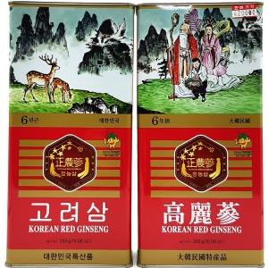 캔삼 정농삼 고려삼 300g 홍삼 대한민국특산품