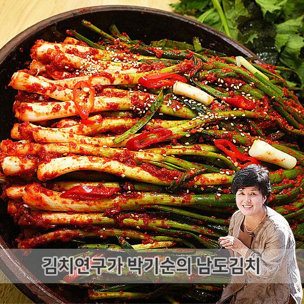 없음  박기순의 남도김치  파김치 2kg