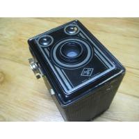 AGFA-BOX Agfa GERMANY 필름카메라 소품장식 소장 D18