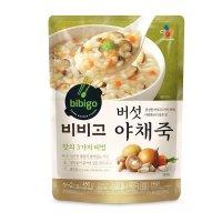 CJ_비비고버섯야채죽_450G