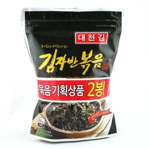 대천김_김자반_60gx2봉
