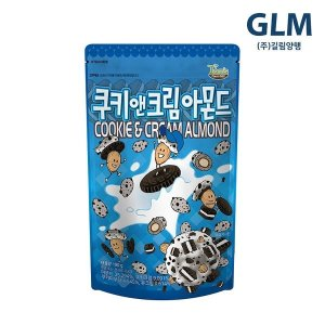 (1+1)길림_쿠키앤크림아몬드_190G 봉