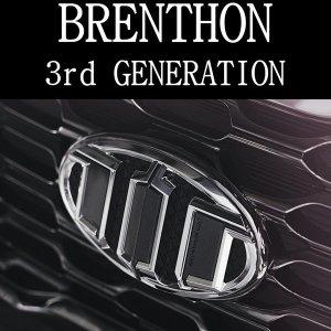 올뉴 K7 (16년~) 브렌톤 3세대 엠블럼 세트 B3S-027
