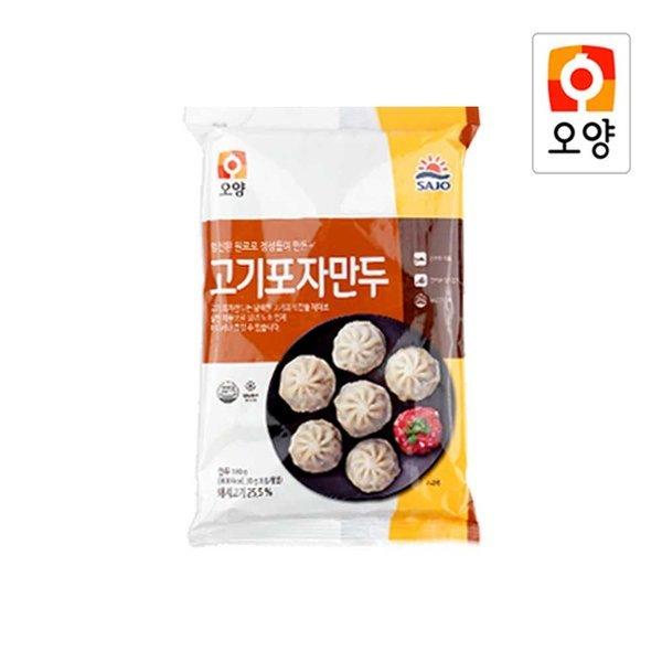 사조오양 고기 포자 만두 180g