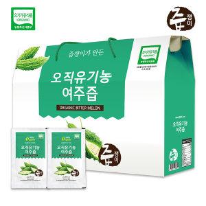(즙쟁이) 유기농 여주즙 1박스 30포